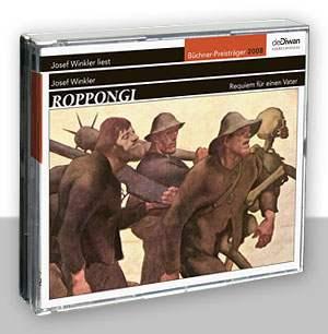 hr2-Kultur stellt Roppongi von Josef Winkler vor