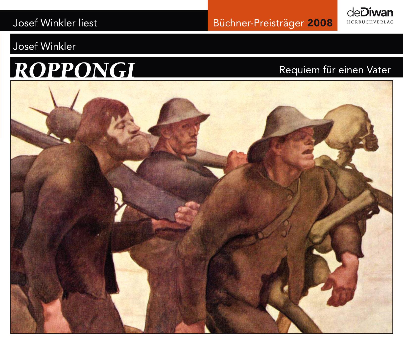 Josef Winkler liest Josef Winkler – ROPPONGI Requiem für einen Vater